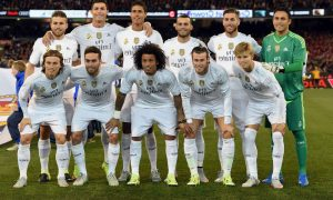 real madrid squad
